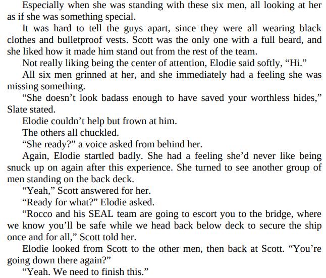 Finding Elodie by Susan Stoker PDF