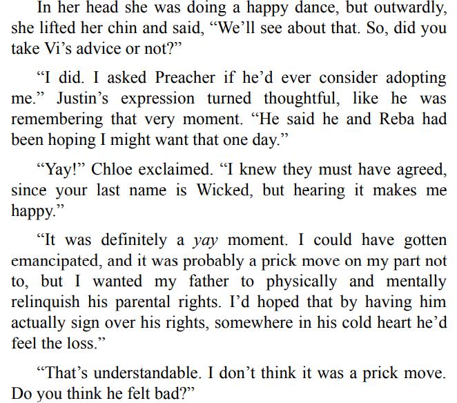 A Little Bit Wicked by Melissa Foster PDF
