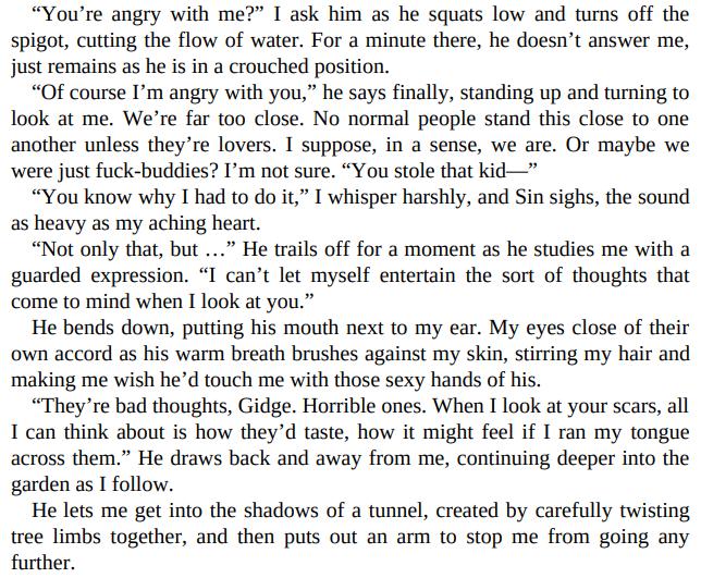 I Am Dressed in Sin by C.M. Stunich PDF