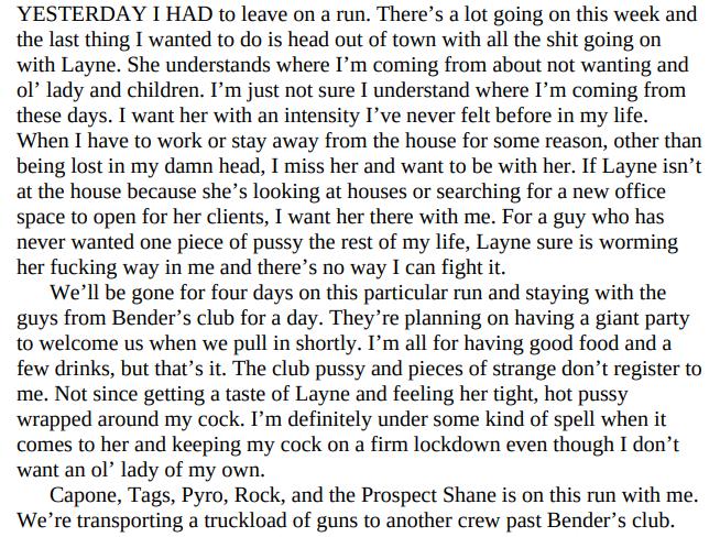 Layne's Capture by Erin Osborne PDF