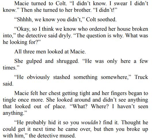 Rescuing Macie by Susan Stoker PDF