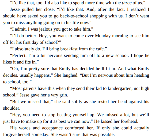 The Parker Family Secret by Kay Correll PDF