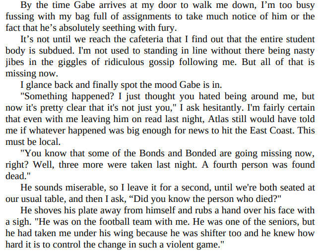 Broken Bonds by J Bree PDF